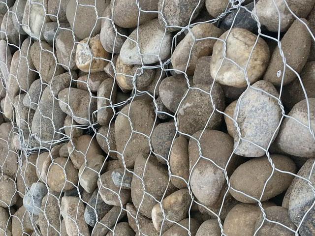 昌图镀锌石笼网