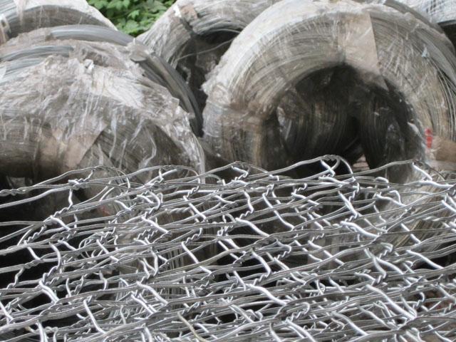 烟台镀锌石笼网
