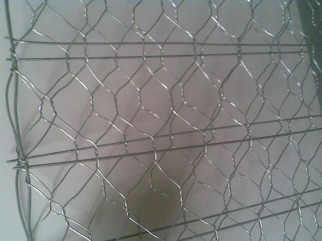 嘉荫加筋石笼网