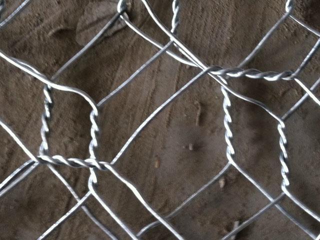 烟台五拧石笼网