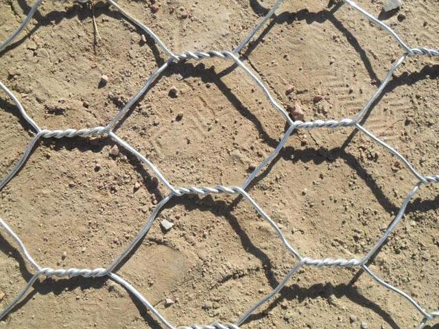 昌图五拧石笼网