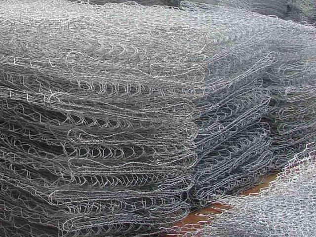 烟台锌铝合金石笼网