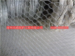 吐鲁番锌铝合金格宾网