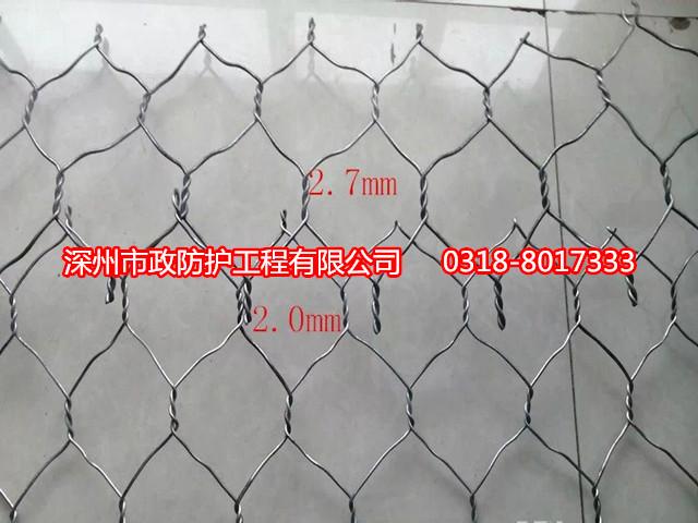 西藏重型六角网