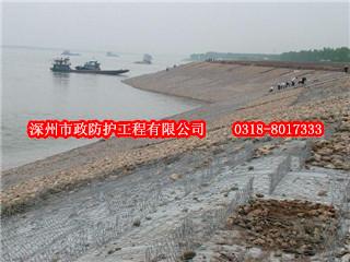 西藏格宾网护岸