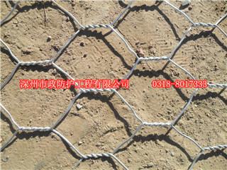 吐鲁番石笼网护垫