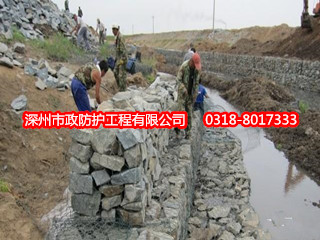 吐鲁番石笼网箱